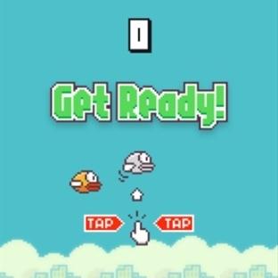 Flappy Bird – Uçan Kuş Popüler Android Oyunu