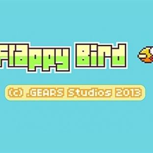 Flappy Bird yüksekten ucuyor!