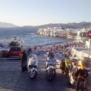 Food Fashionista ile Mykonos sahillerine!