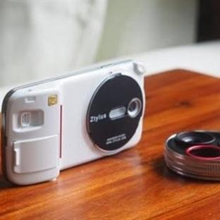 Galaxy S4 Profesyonel Fotoğraf Makinası