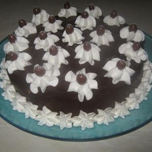 Ganajlı( Bol çikolatalı )Pasta