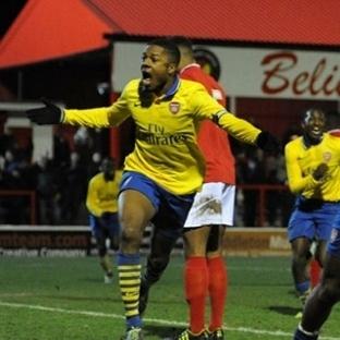 Geç Gollerle Çeyrek Finale: Charlton 0-2 Arsenal