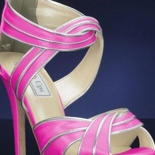 Gelin Ayakkabı Modelleri 2014