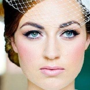 Gelinler İçin Göz Makyaj Örnekleri
