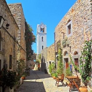 Gezi Notlarım: Mesta, Chios