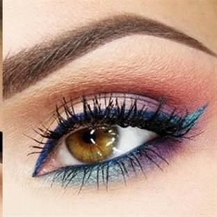 Göz Makyajı Uygulama