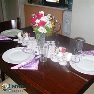 Güzel Bir Masa Hazırlamak İçin