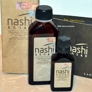 Güzellik | Nashi Argan Yağı Deneyimi…