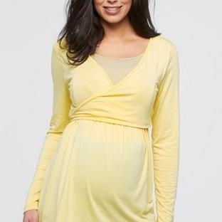 Hamile Kıyafet Modelleri 2014