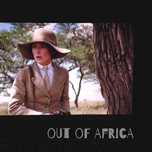 Her Hafta 1 Film / Benim Afrikam