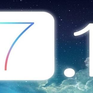 iOS 7.1 İçin Hazır mısınız ?