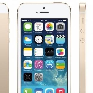 Iphone 5's le parmak izi kolaylığı