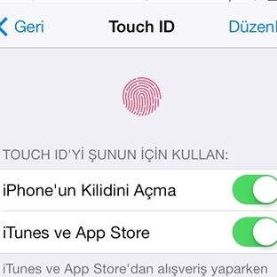 iPhone 5S Parmak İzi Tanımlada Zorlanıyor Mu?