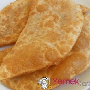 Ispanaklı Çiğ Börek
