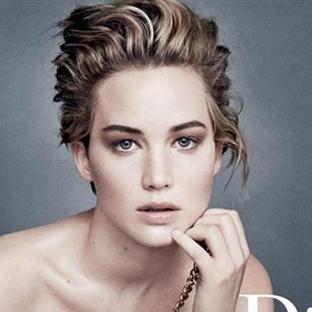 Jennifer Lawrence - Dior Reklam Kampanyası