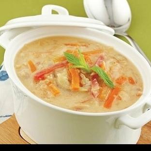 Kafkas Çorbası (Yöresel çorba)