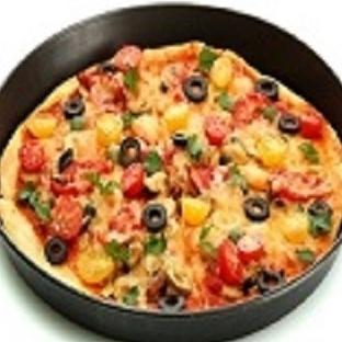 Kahvaltıda Pratik Pizza