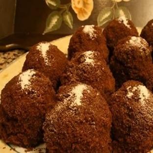 Kakaolu Puf Pasta Tarifi