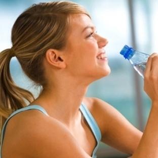 Karbonatlı su içerek zayıflayın!