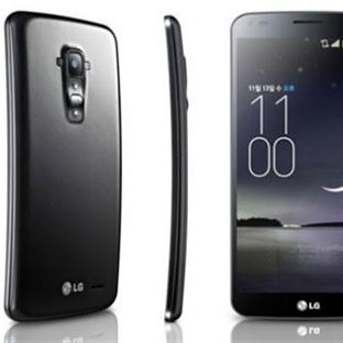 Kavisli ekranlı LG G Flex modeli Türkiye'de!
