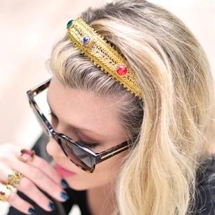 Kendin Yap - DIY - Dolce Gabbana Taç
