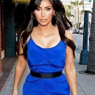 Kim Kardashian Elbise Modelleri 2014