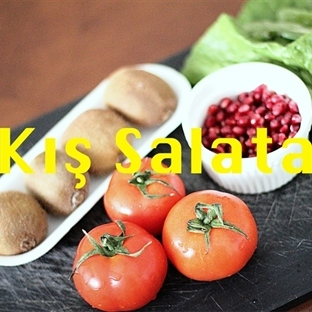 Kış Salatası ( Winter Salad)…