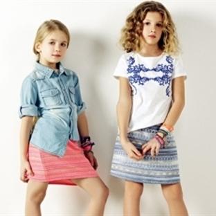 Koton 2014 Çocuk Kıyafet Modelleri