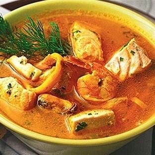 Limonlu balık çorbası tarifi