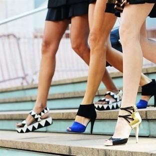 İlkbahar/ Yaz 2014 Ayakkabı Trendleri