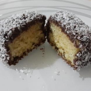 Lokum Kek - İngiliz Keki - Süpriz Kek