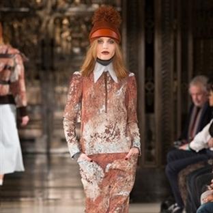 Londra Moda Haftası'nda Zeynep Tosun Koleksiyonu
