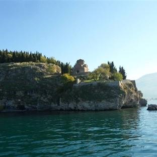 Makedonya'da Bir Safranbolu: Ohrid!