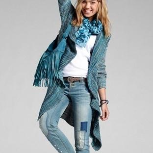 Mavi Jeans Bayan Kot Modelleri