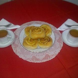 Mayalı gül böreği