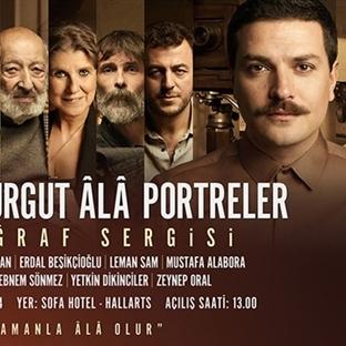 "Mehmet Turgut 'tan ""Âlâ Portreler"" Sergisi"