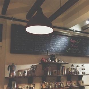 Mekan Keşfi : Cherrybean Coffees