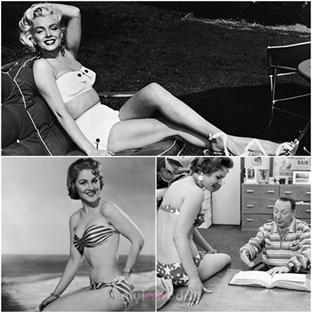 """Moda Tarihinde """"Bikini""""nin Keşfi"""