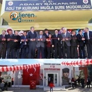 Muğla'da, Adli Tıp Kurumu Şubesi Açıldı
