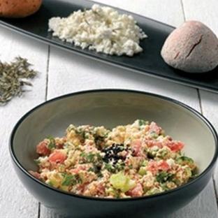 Mutbak: Çökelek Salatası