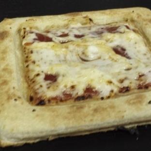 NASA için İlk 3D Yazıcı Prototipiyle Pizza Basıldı