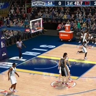 NBA 2013 Lite Şimde de iOS Dünyasında