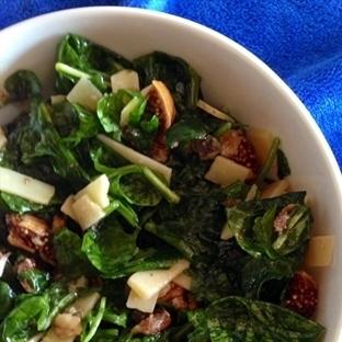 İncirli Roka Salatası