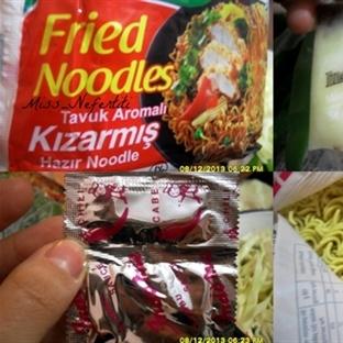 İndomie Noodle: Kızarmış Noodle