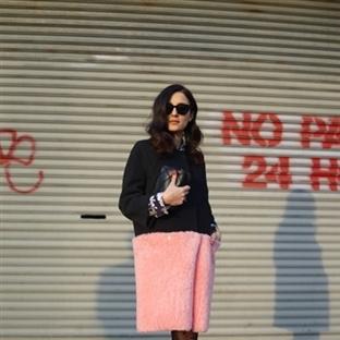 New York Moda Haftası'nda Sokak Stilleri