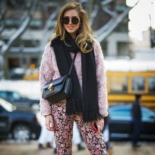 New York Moda Haftası-Sokak Stilleri