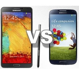 Note3 mü Galaxy S4 mü alayım?