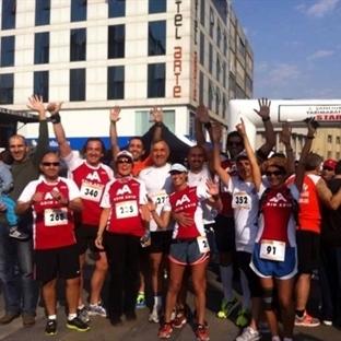 Ödül olarak isot verilen yarı maraton