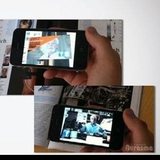 Öğrenciler Ders Kitaplarından Video İzlemeli