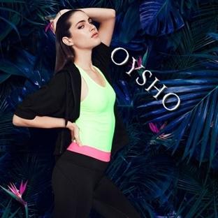 OYSHO 2014 İlkbahar Spor Giyim Koleksiyonu